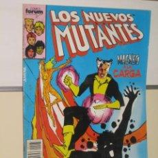 Cómics: LOS NUEVOS MUTANTES Nº 37 - FORUM. Lote 101604216