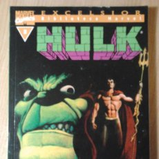 Cómics: HULK Nº 3 - EXCELSIOR BIBLIOTECA MARVEL. Lote 33619813