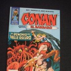 Cómics: CONAN EL BARBARO - ROY THOMAS - Nº 46 - FORUM - . Lote 33716169