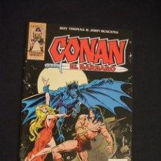 Cómics: CONAN EL BARBARO - ROY THOMAS - Nº 57 - FORUM - . Lote 33716277