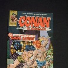 Cómics: CONAN EL BARBARO - ROY THOMAS - Nº 64 - FORUM - . Lote 33716408