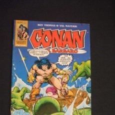 Cómics: CONAN EL BARBARO - ROY THOMAS - Nº 70 - FORUM - . Lote 33716509