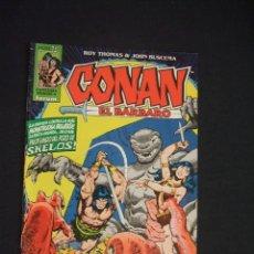 Cómics: CONAN EL BARBARO - ROY THOMAS - Nº 74 - FORUM - . Lote 33716529