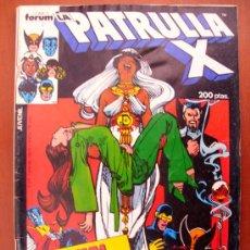 Comics: PATRULLA X ESPECIAL VACACIONES FORUM. Lote 33779452