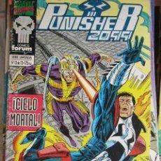 PUNISHER 2099. Nº 12 FORUM. MARVEL COMICS