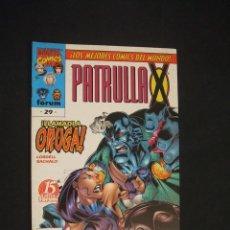 Cómics: MARVEL COMICS - PATRULLA X - Nº 29 - FORUM - . Lote 33817831