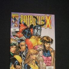 Cómics: MARVEL COMICS - PATRULLA X - Nº 52 - FORUM - . Lote 33818312