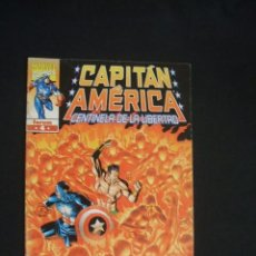 Cómics: CAPITAN AMERICA - Nº 4 - FORUM - . Lote 33863247