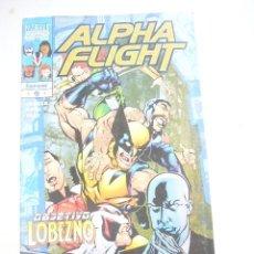 Cómics: ALPHA FLIGHT VOL. 2 Nº 9 STEVEN SEAGLE FORUM .........C8. Lote 33933843