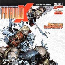 Cómics: PATRULLA-X VOL.2 # 100 (FORUM,2004) - RON GARNEY - 64 PAGS. Lote 33996396