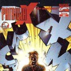 Cómics: PATRULLA-X VOL.2 # 80 (FORUM,2003) - RON GARNEY. Lote 34001503