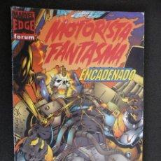 Cómics: MOTORISTA FANTASMA. ENCADENADO. TOMO FORUM. Lote 34078626