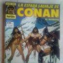 Cómics: LA ESPADA SALVAJE DE CONAN - SERIE ORO. Lote 34080401