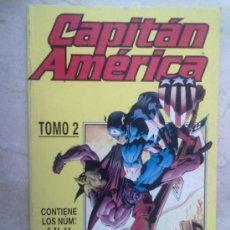 Cómics: CAPITAN AMERICA VOL. 4 TOMO 2 -NUMEROS DEL 6 AL 11. Lote 34156396
