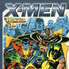 Cómics: X-MEN/LA PATRULLA-X [1, 2, 4 Y 6]. Lote 34157712