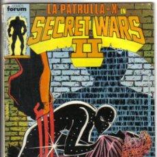 Comics: PATRULLA X EN SECRET WARS II Nº 16. FORUM. Lote 34184392