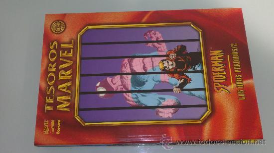 SPIDERMAN TESOROS MARVEL LOS AÑOS PERDIDOS 2 (Tebeos y Comics - Forum - Prestiges y Tomos)
