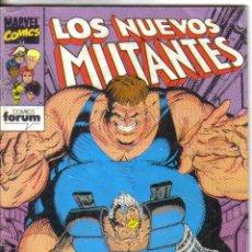 Comics : LOS NUEVOS MUTANTES, Nº 64, VOL. 1, BIMESTRAL. FORUM. LITERACOMIC.. Lote 34199747