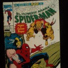 Cómics: SPIDERMAN. MARVEL MEXICO. ELOJO DEL PUMA. Nº 13 FICHA GOLIATH. 32 PAG. Lote 34237474