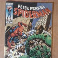 Cómics: SPIDERMAN (PETER PARKER) Nº 6 - FORUM. Lote 34267257