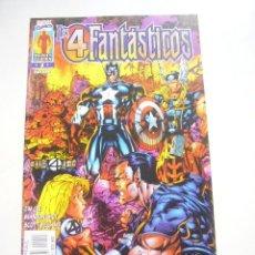Cómics: HEROES REBORN: LOS 4 FANTASTICOS Nº 3. MARVEL FORUM. E11X1. Lote 34283841