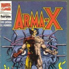 Cómics: ARMA-X, Nº 1. BARRY WINDSOR SMITH.. Lote 34308255