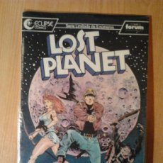 Cómics: LOST PLANET (MINISERIE COMPLETA 6 NÚMEROS) - FORUM/ECLIPSE. Lote 34313728