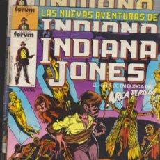 Cómics: LAS NUEVAS AVENTURAS DE INDIANA JONES Nº 2,4 Y 5.. Lote 51493367