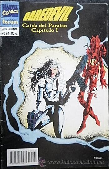 DAREDEVIL: CAÍDA DEL PARAÍSO Nº 2 D.G CHICHESTER & SCOTTY MCDANIEL (Tebeos y Comics - Forum - Daredevil)