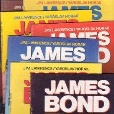 Cómics: JAMES BOND COLECCIÓN COMPLETA EN 7 EJEMPLARES -EDITA : FORUM. Lote 34345350