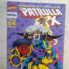Cómics: PATRULLA X Nº 139 ESPECIAL Nº 300 USA. Lote 34391940