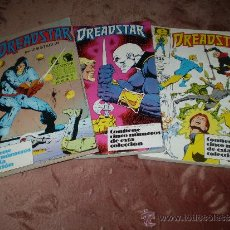 Comics: DREADSTAR ( RETAPADOS NºS 1 AL 15). Lote 34368693