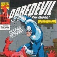 Comics: DAREDEVIL VOL. 2 # 31 (II-1992) ÚLTIMO NÚMERO. TERMINA POR FIN TU COLECCIÓN. Lote 241185035