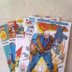 Cómics: X-MEN SAGA LA CANCIÓN DEL VERDUGO -PARTES 1, 2, 4, 5, 6, 7, 8, 9, 10 Y 12- MIRAR FOTOS. Lote 34455713