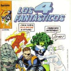 Cómics: LOS 4 FANTASTICOS Nº 64. LITERACOMIC.. Lote 34485495