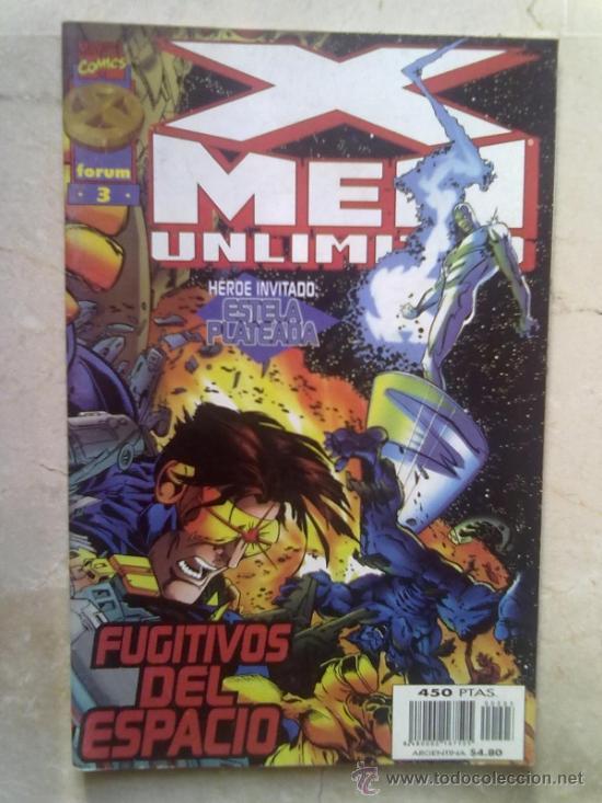 Cómics: X-MEN UNLIMITED -LOTE NºS 2 Y 3- VER FOTOS- - Foto 3 - 34494008