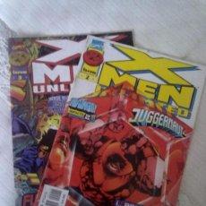 Cómics: X-MEN UNLIMITED -LOTE NºS 2 Y 3- VER FOTOS-. Lote 34494008