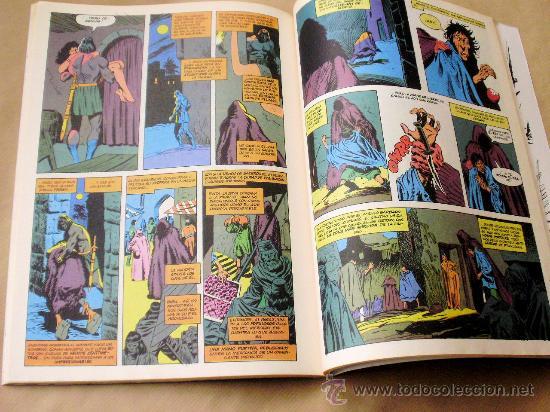Cómics: LA ESPADA SALVAJE DE CONAN nº 100 1ª edición - CONAN DE LAS ISLAS - a color - Foto 2 - 34520027