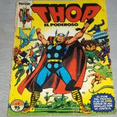Cómics: FORUM VOL. 1 THOR Nº 1. 1983. 95 PTS.. Lote 99406403