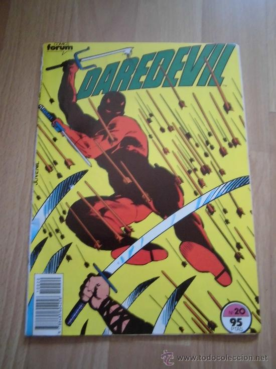 DAREDEVIL Nº 20 PROCEDENTE DE RETAPADO (Tebeos y Comics - Forum - Daredevil)