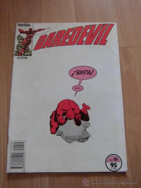 DAREDEVIL Nº 19 PROCEDENTE DE RETAPADO (Tebeos y Comics - Forum - Daredevil)
