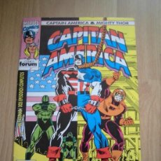Cómics: CAPITAN AMERICA & MIGHTY THOR Nº 4. Lote 34700705