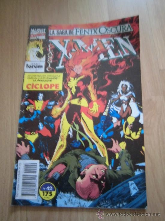 X-MEN LA SAGA DE FENIX OSCURA Nº 42 (Tebeos y Comics - Forum - X-Men)