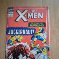 Cómics: X-MEN CLASSIC Nº 6 EL ORIGEN DEL PROFESOR -X CON EL POSTER STAR TREK. Lote 34701186