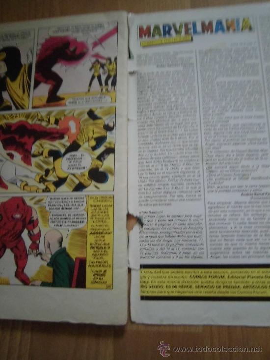 Cómics: X-MEN CLASSIC Nº 6 EL ORIGEN DEL PROFESOR -X CON EL POSTER STAR TREK - Foto 5 - 34701186