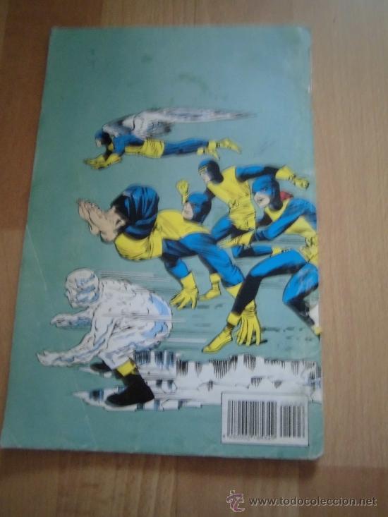 Cómics: X-MEN CLASSIC Nº 6 EL ORIGEN DEL PROFESOR -X CON EL POSTER STAR TREK - Foto 6 - 34701186