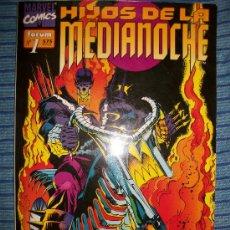 Cómics: HIJOS DE LA MEDIANOCHE - Nº 1 - 100 PAGS - MARVEL COMICS. Lote 34702079