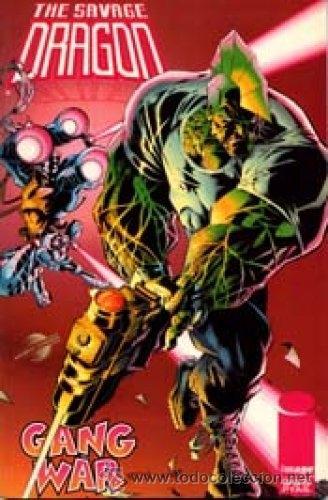 THE SAVAGE DRAGON: GANG WAR (Tebeos y Comics - Forum - Prestiges y Tomos)