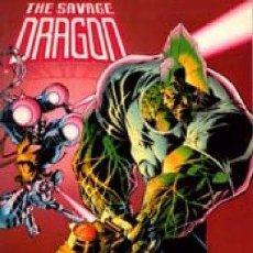 Cómics: THE SAVAGE DRAGON: GANG WAR. Lote 34722108