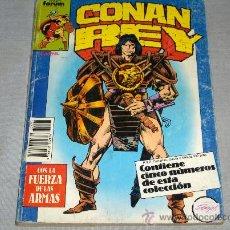 Cómics: FORUM RETAPADO CONAN REY Nº 36 AL 40. 1987. . Lote 34723919